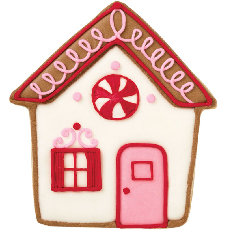 Sweet and Pink Cottage Cookie image number 0