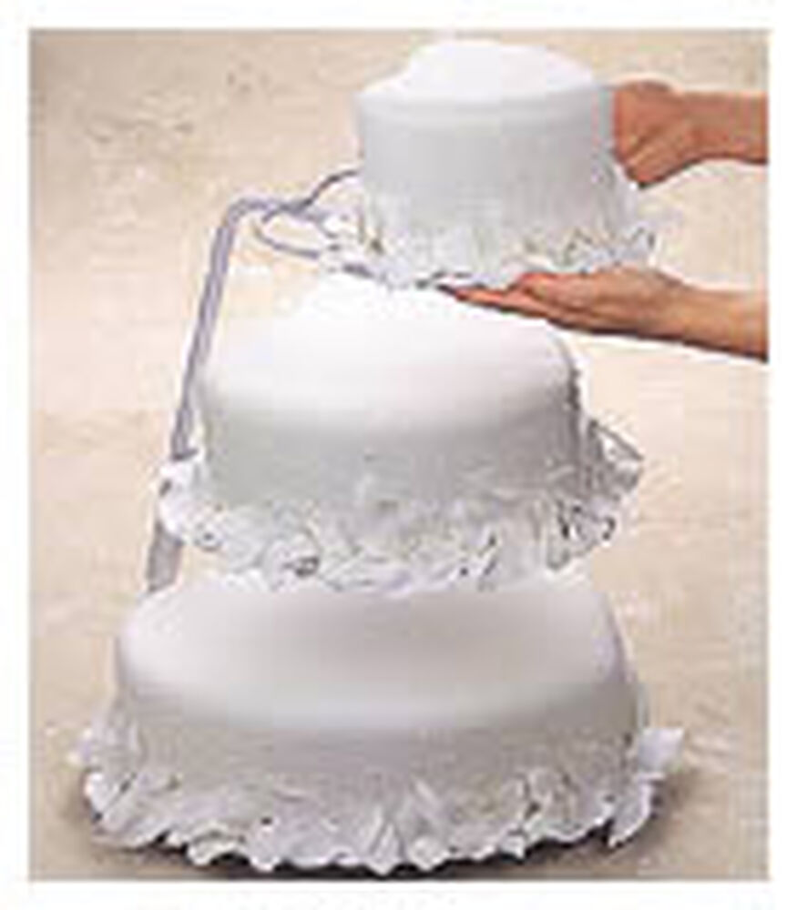 Cake Stand Construction | Wilton
