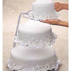 Cake Stand Construction