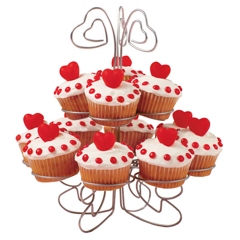 Red Hot Romance Cupcakes image number 0