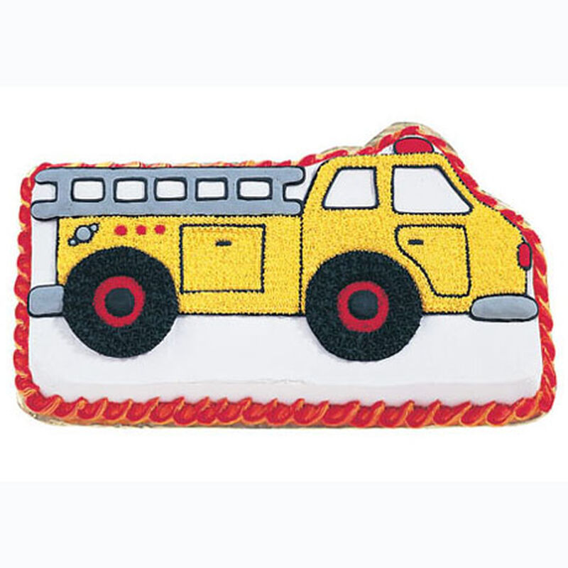 Rescue 9-1-1 Cake image number 0