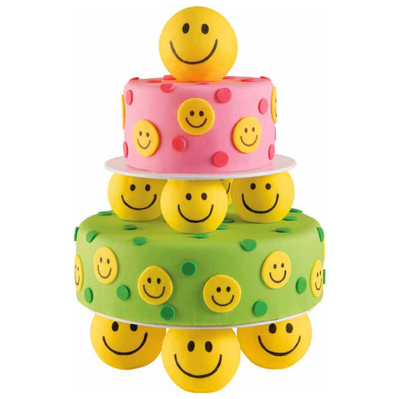 Piles Of Smiles! Cake image number 0