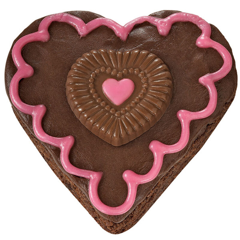 A Romantic at Heart Brownies image number 0