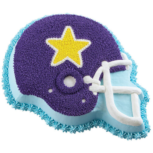 Star Player Cake