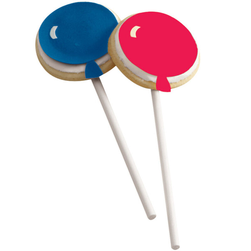 Balloon Cookie Pops image number 0