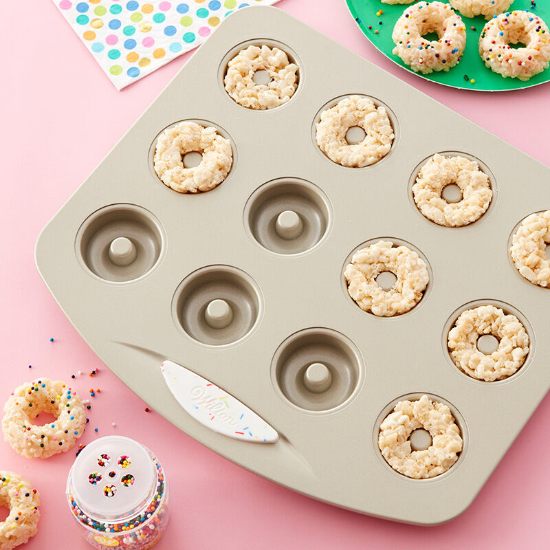Mini Rice Cereal Donuts image number 0