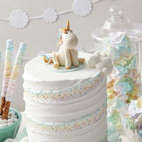 Wilton Whimsical Unicorn Cake