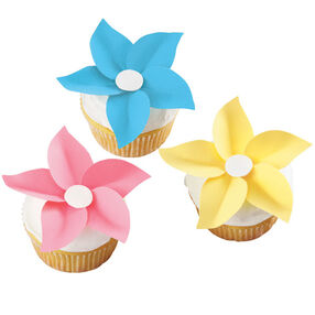 Full-Bloom Fun Cupcakes