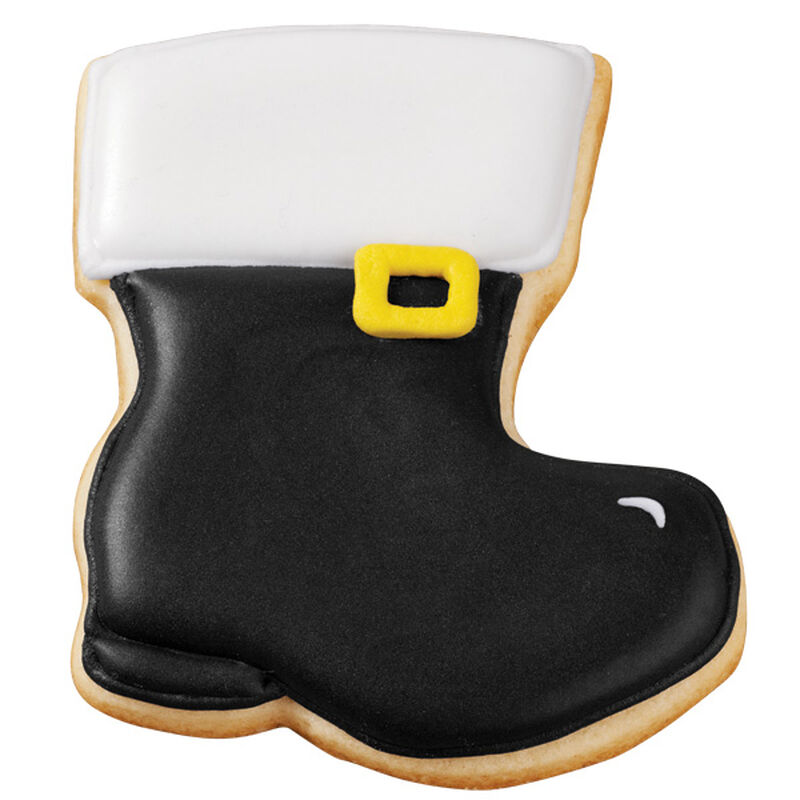Santa's Shiny Boot Cookies  image number 0