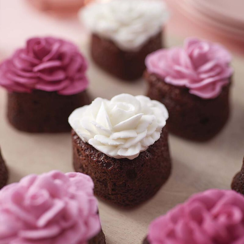 Everything's Coming Up Roses Brownies image number 1