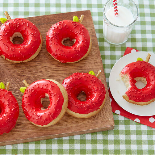 Apple a Day Donuts