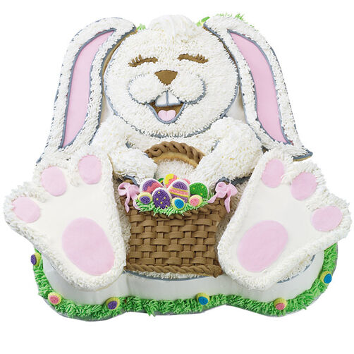 A Rabbit's Reward Cake