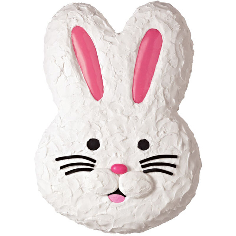 Fun & Fluffy Bunny Cake image number 0