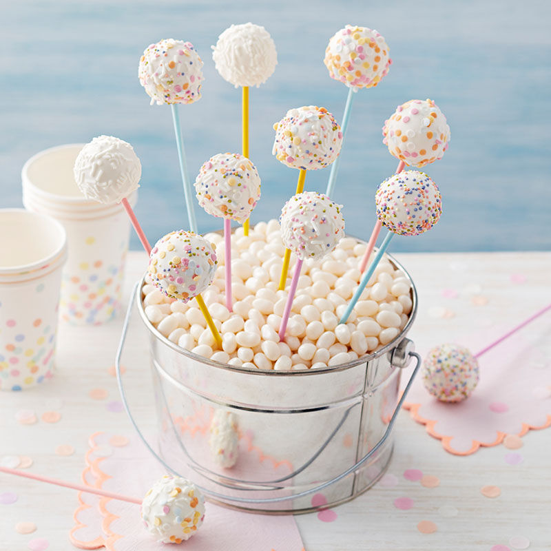 How to Make Cake Pops Video