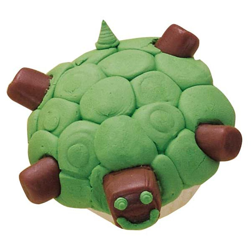 Turtle Dive! Cupcakes image number 0