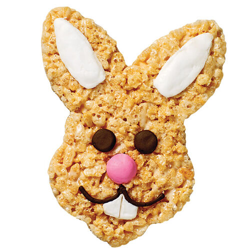 Rice Rabbit Cereal Treat
