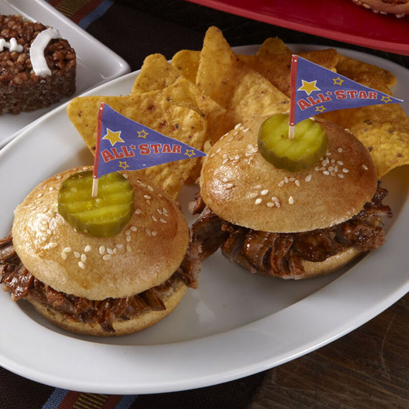 Mini Pulled Pork Sandwiches image number 0