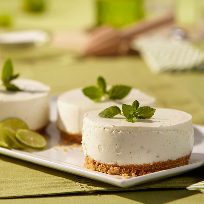 Mojito Mousse Cakes image number 1