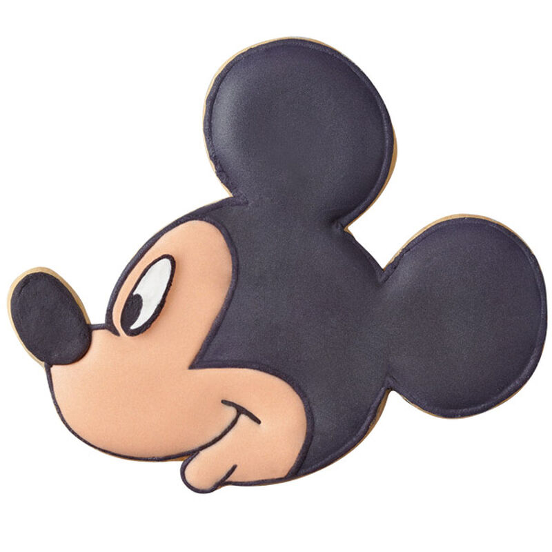 Mickey Mouse Profile Cookies image number 0