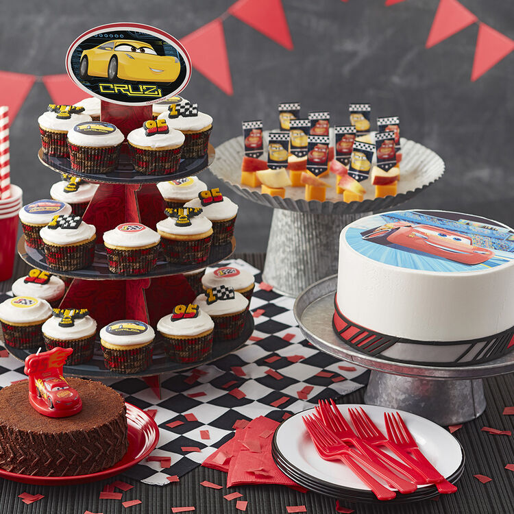 Cars 3 Birthday Party