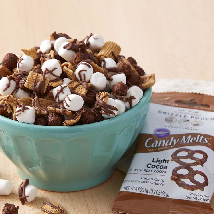 Wilton Candy Drizzles S'mores Trail Mix