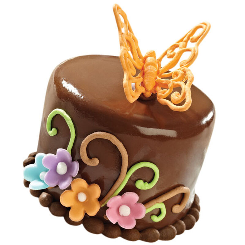 Mini Spring Themed Cakes image number 0