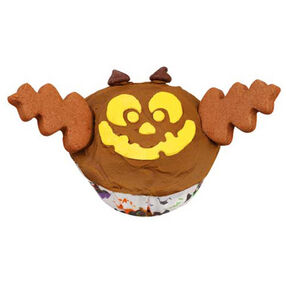 Bat Buddy Cupcakes