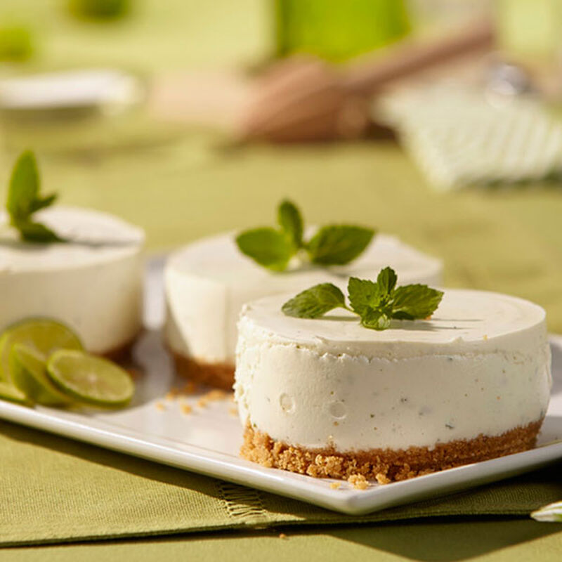 Mojito Mousse Cakes image number 0