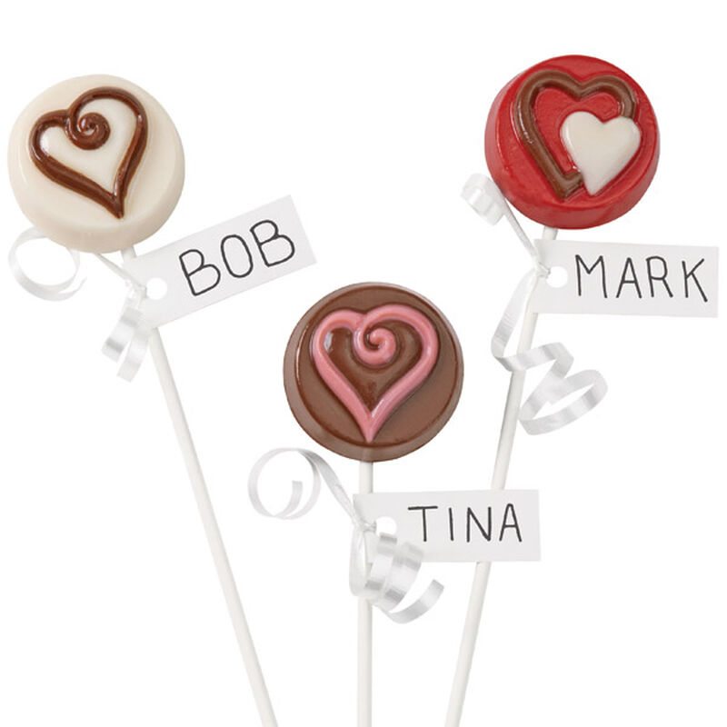 Love Candy Cookie Pops image number 0
