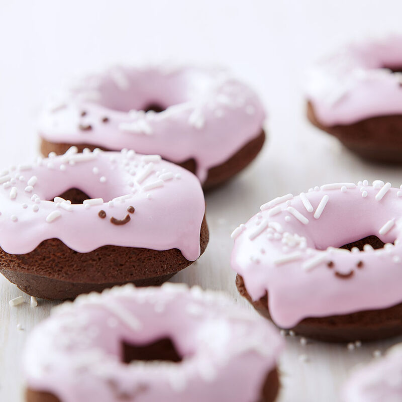 Big Batch Chocolate Donuts Recipe image number 1