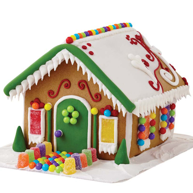 Sweet and Petite Gingerbread House #3 image number 0