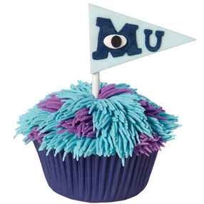 Monsters University Cupcakes