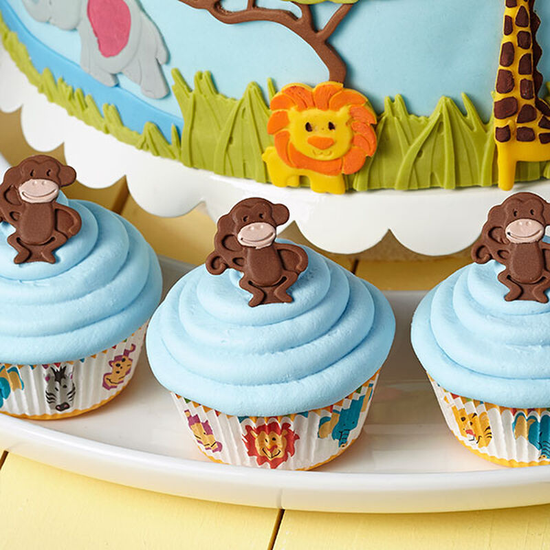 Monkey Business Cupcakes  image number 0