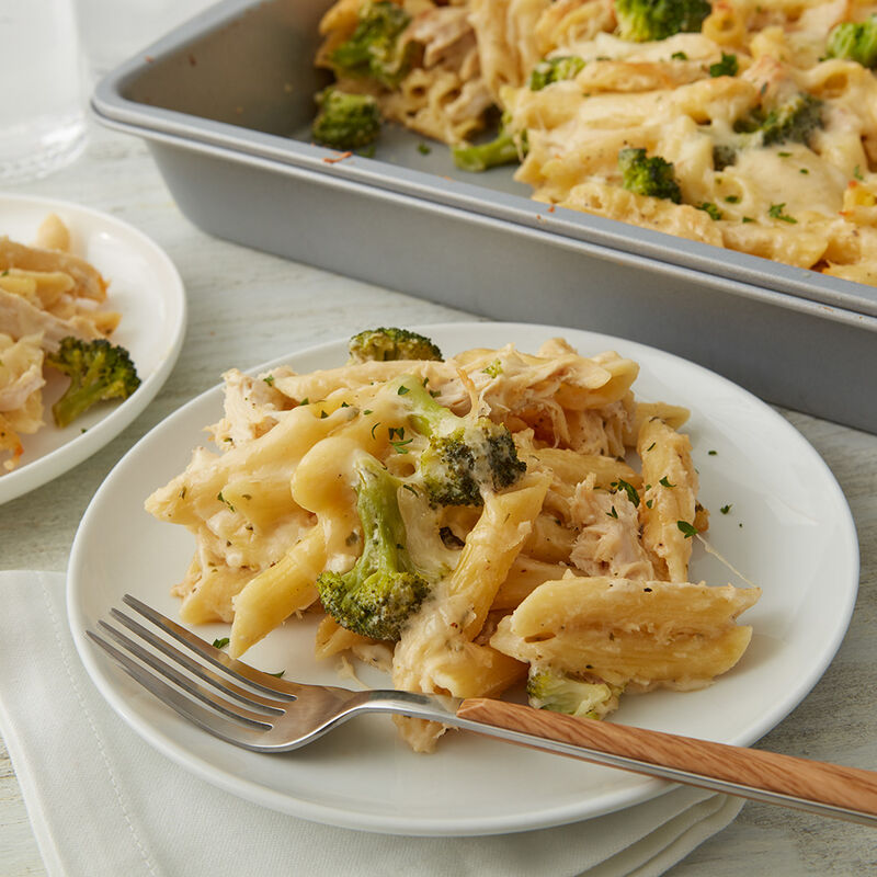 Ranch Chicken Alfredo Bake Recipe image number 0