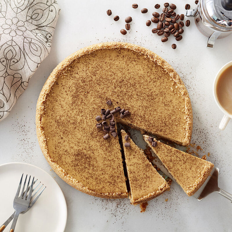 Cappuccino Cheesecake Recipe image number 0
