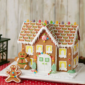 Great Expectations Gingerbread Manor #2