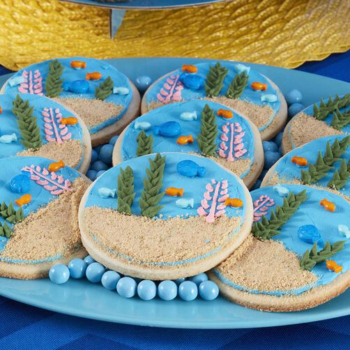 Wilton Finding Dory Cookies