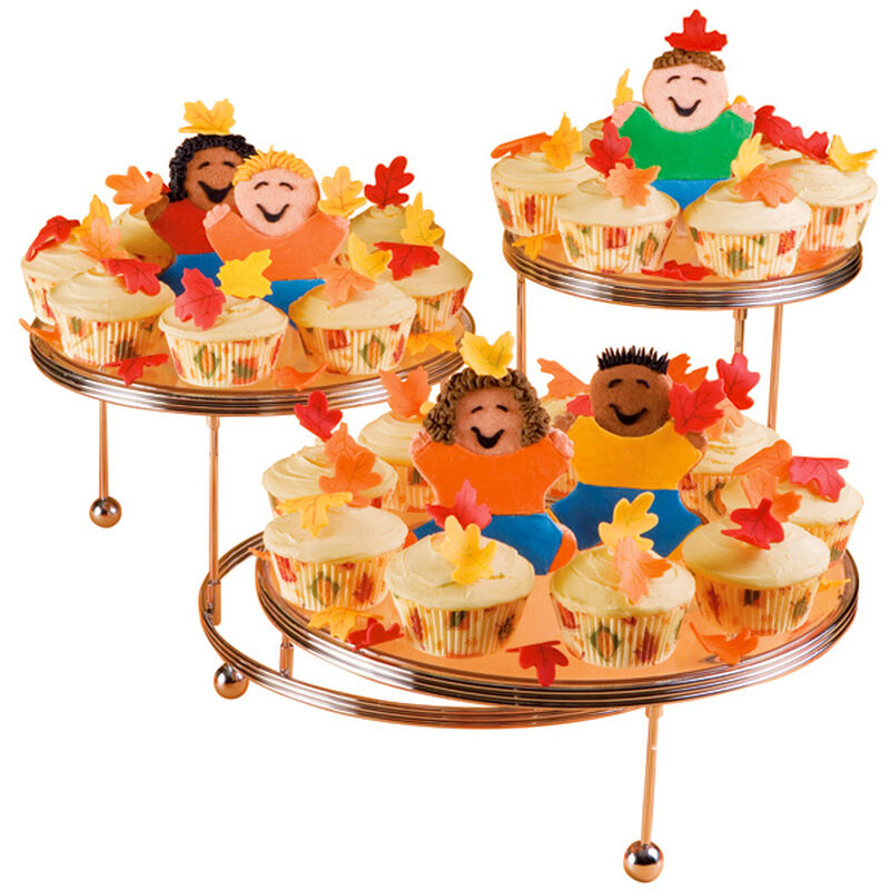 Fall Frolicking Autumn Cupcakes image number 0