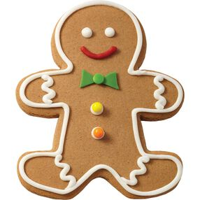 Traditional Gingerbread Boy