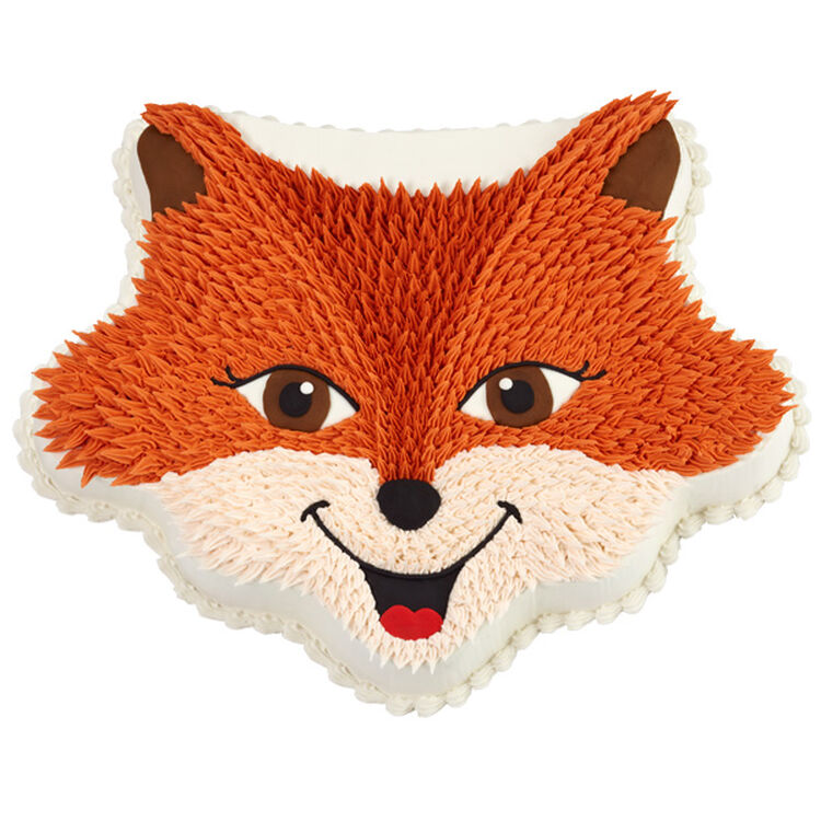 Sly Fox Party Cake