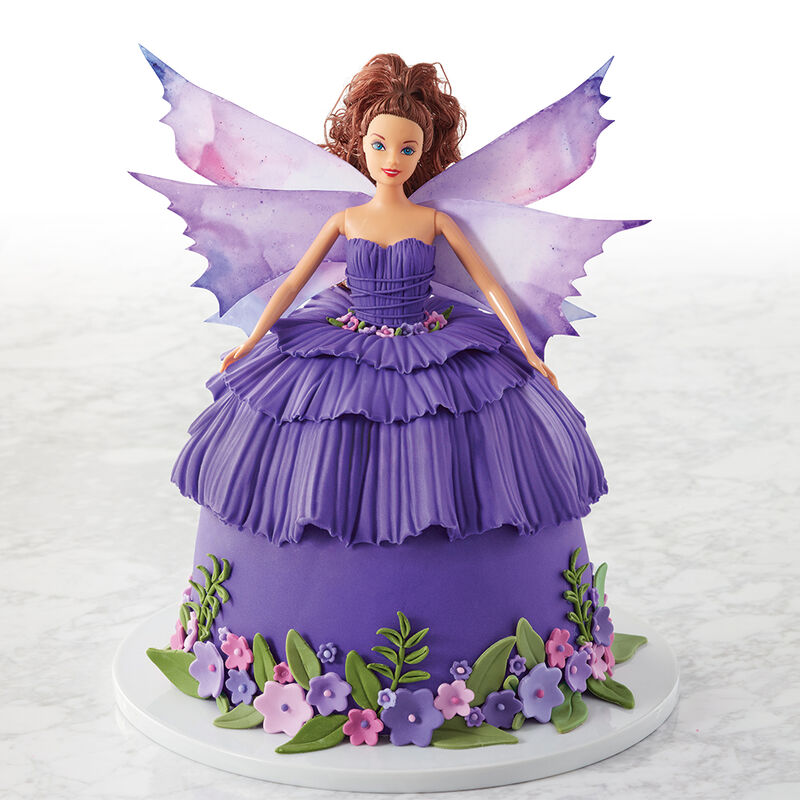 Remarkable Fairy Cake Birthday Cake Ideas Wilton Funny Birthday Cards Online Overcheapnameinfo