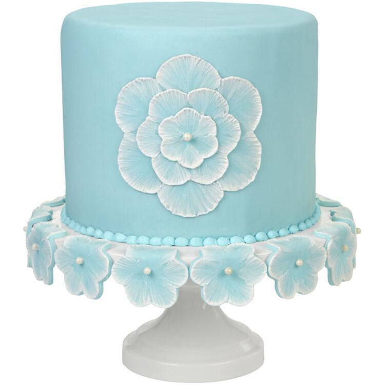 Brush Embroidered Mother's Day Cake