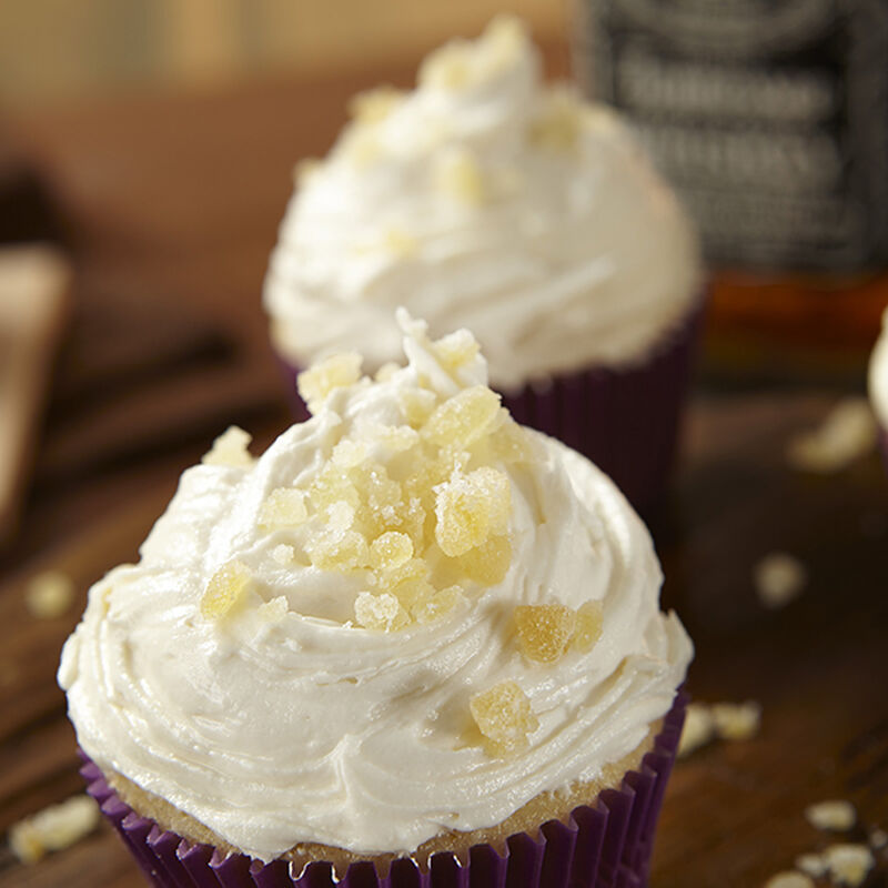 Jack and Ginger Cupcakes image number 0