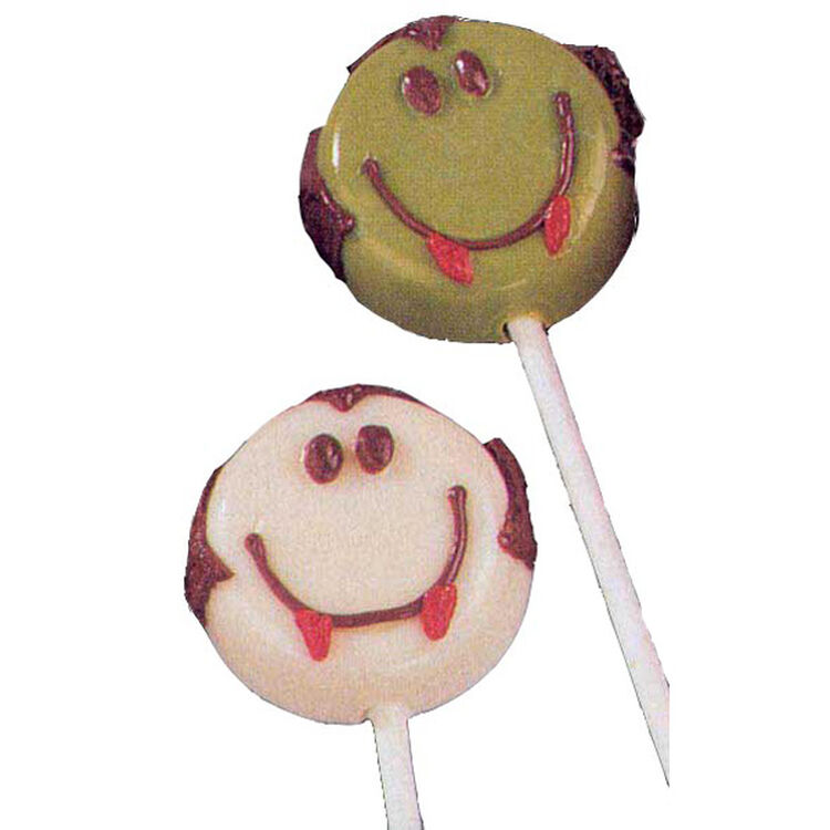 A Count of Heads Lollipops