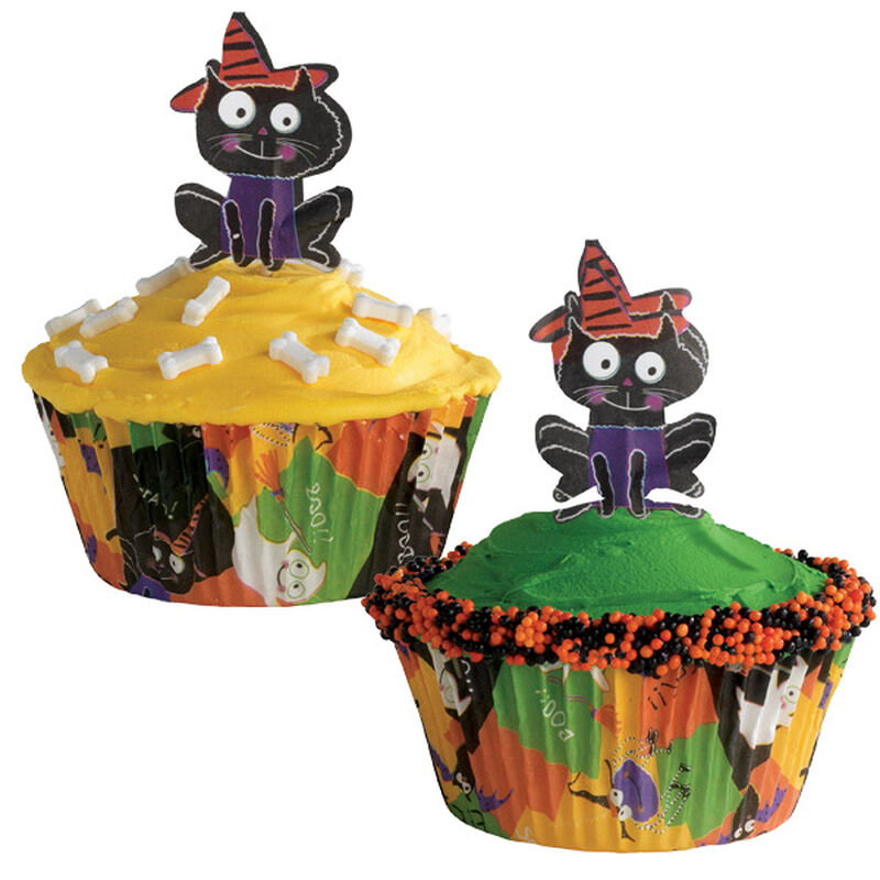 Cool Kitty Cupcakes image number 0