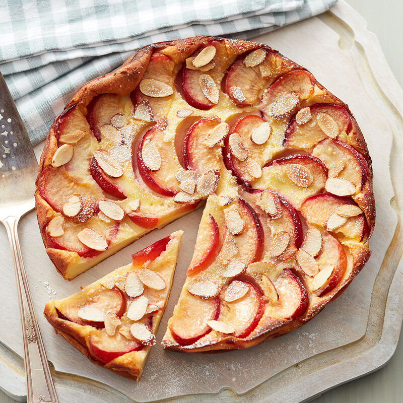 Plum Clafoutis image number 0