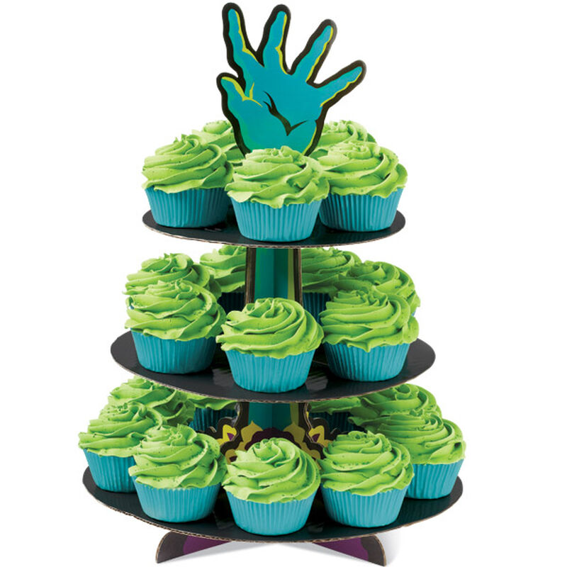 Haunted Hand Cupcakes image number 0