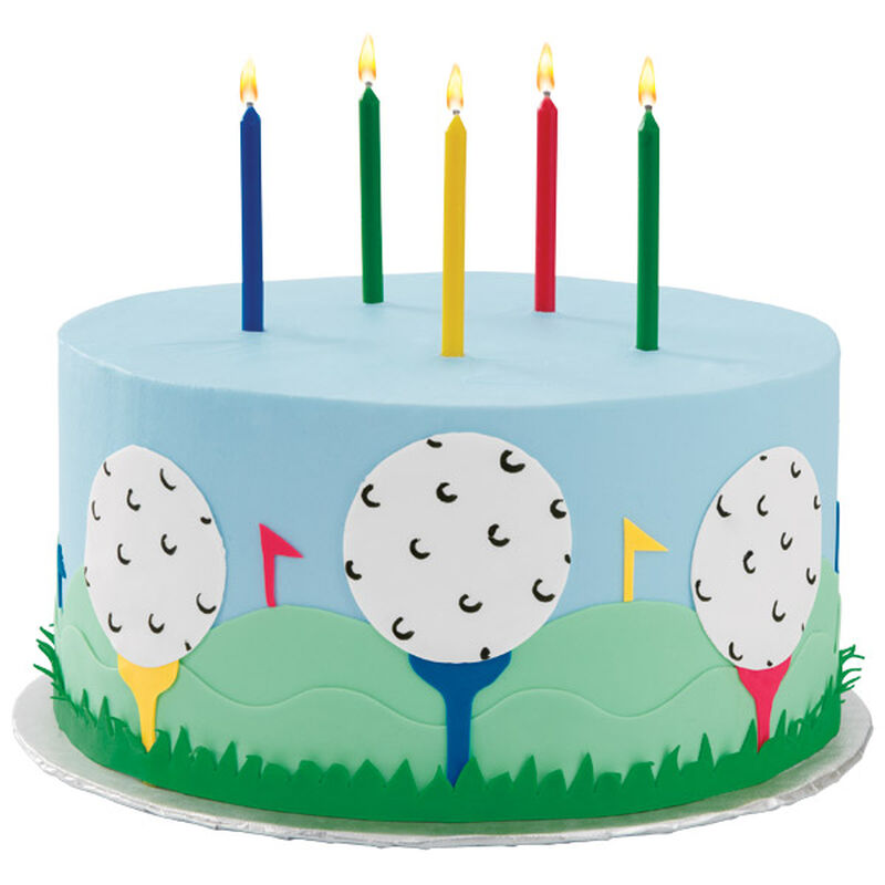 Tee It Up Cake! image number 0