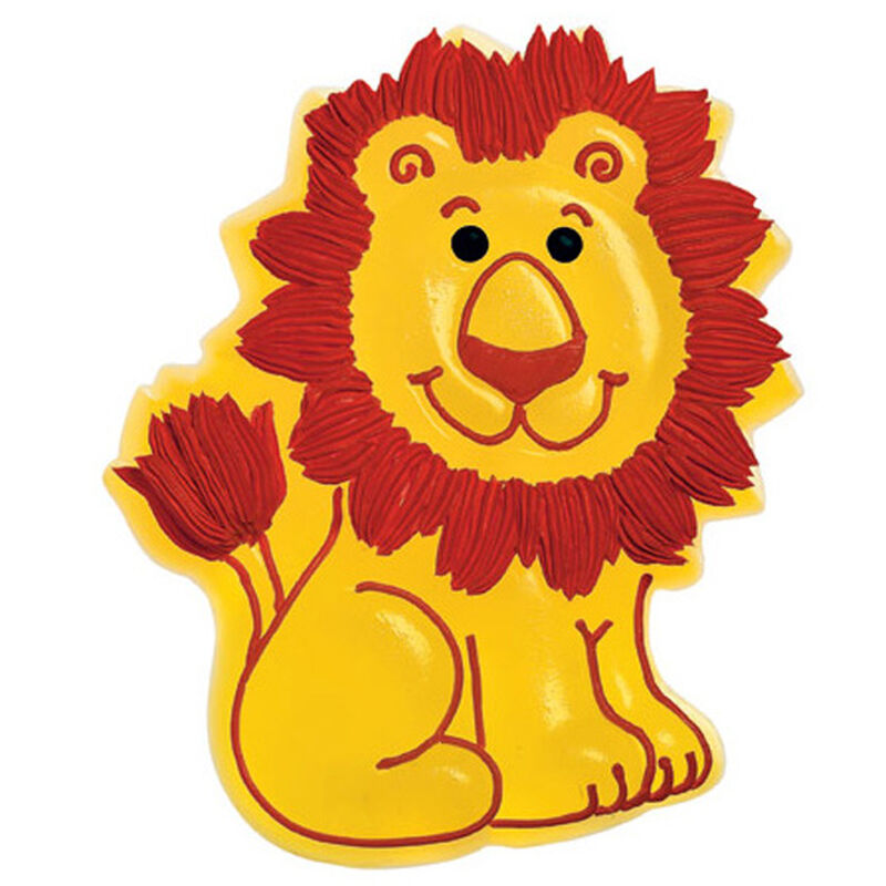 Jolly Gelatin Lion  image number 0