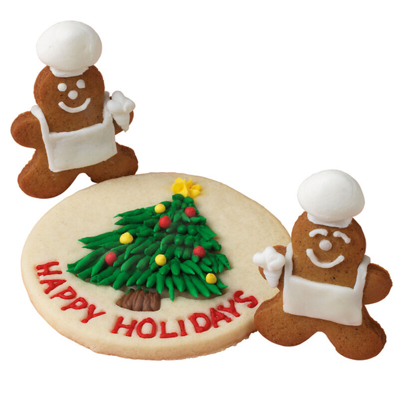 Chef Gingerbread Cookies image number 0